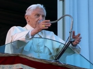 Benedict XVI on the Narrowing of Reason [and the Resulting